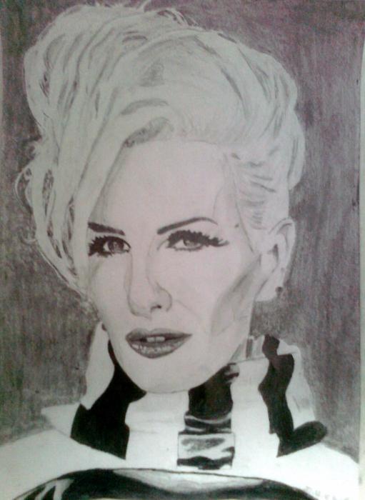 Olga Jackowska by Salome269